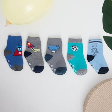 5 colored children's socks / pack - Socks