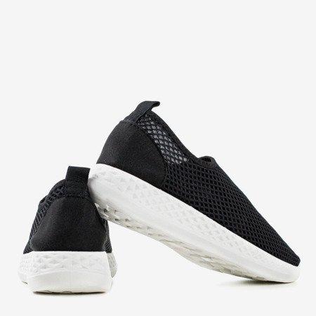 Black Araceli women's sports shoes - Footwear 1