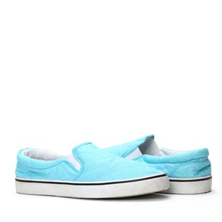 Blue, sport sneakers - Footwear 1