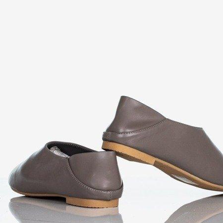 Branca brown women's shoes - Footwear 1