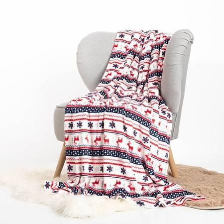 Christmas bedspread 160x200- Blankets