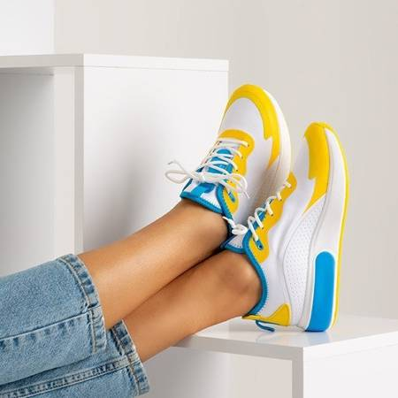 OUTLET Colorful sports shoes for women on the Clala platform - Footwear