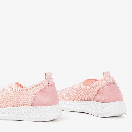 Pink Araceli women's sports shoes - Footwear 1