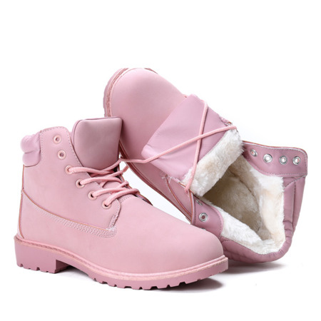 Pink insulated boots Pinki - Footwear
